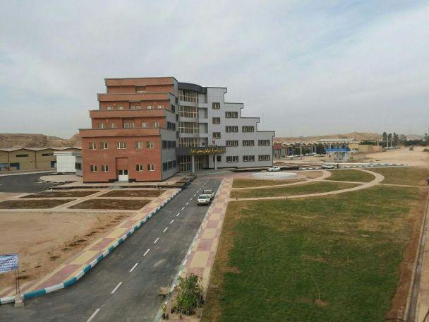 ساختمان جدید نمایندگی انجمن در استان خوزستان